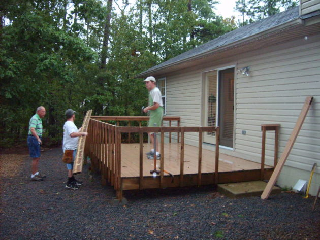 Montgomery Deck Addition